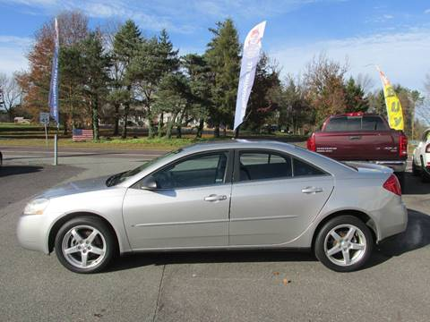 2007 Pontiac G6 for sale at GEG Automotive in Gilbertsville PA