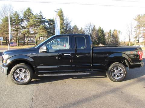 2016 Ford F-150 for sale at GEG Automotive in Gilbertsville PA