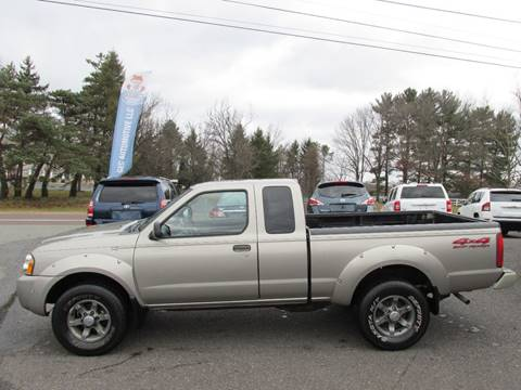 2004 Nissan Frontier for sale at GEG Automotive in Gilbertsville PA