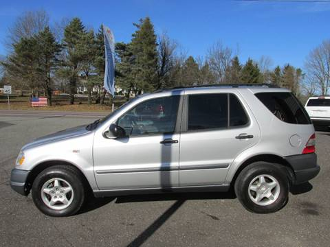 1998 Mercedes-Benz M-Class for sale at GEG Automotive in Gilbertsville PA
