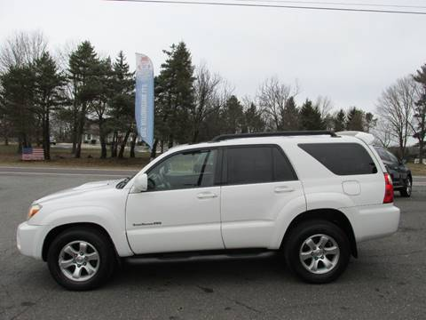 2008 Toyota 4Runner for sale at GEG Automotive in Gilbertsville PA