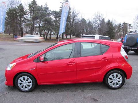 2013 Toyota Prius c for sale at GEG Automotive in Gilbertsville PA