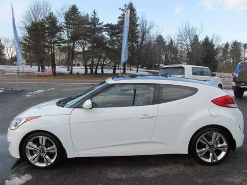 2016 Hyundai Veloster for sale at GEG Automotive in Gilbertsville PA