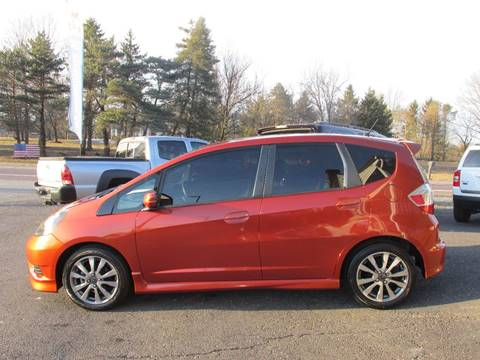 2012 Honda Fit for sale at GEG Automotive in Gilbertsville PA