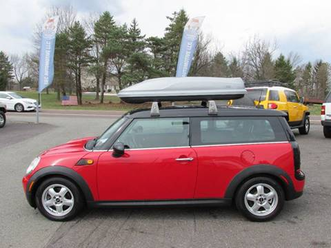 2010 MINI Cooper Clubman for sale at GEG Automotive in Gilbertsville PA