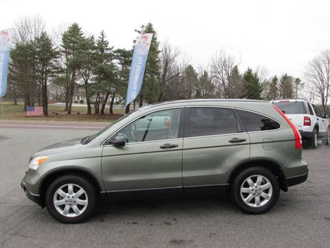 2007 Honda CR-V for sale at GEG Automotive in Gilbertsville PA