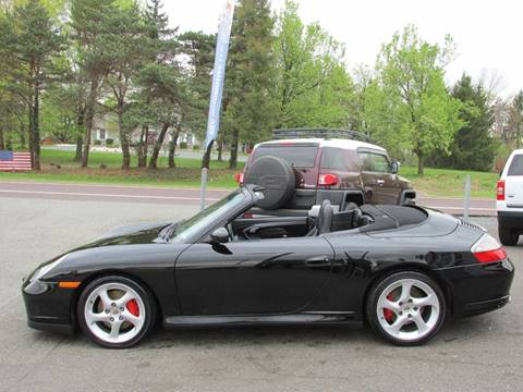 2004 Porsche 911 for sale at GEG Automotive in Gilbertsville PA