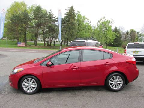 2016 Kia Forte for sale at GEG Automotive in Gilbertsville PA