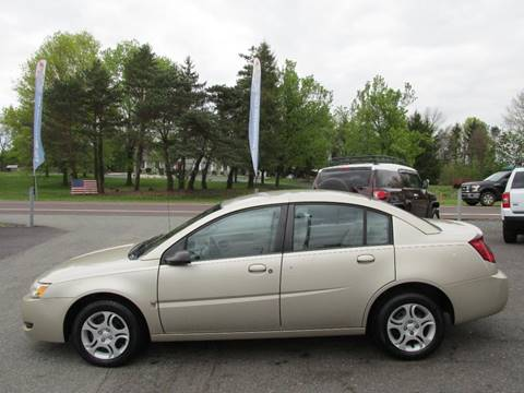 2004 Saturn Ion for sale at GEG Automotive in Gilbertsville PA
