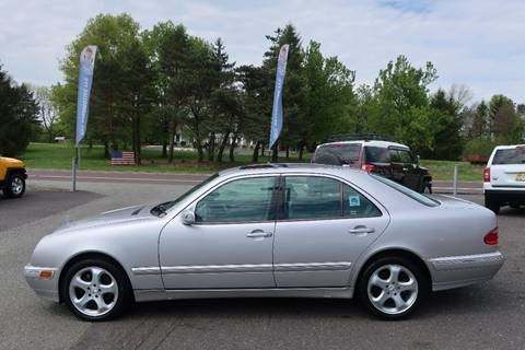 2002 Mercedes-Benz E-Class for sale at GEG Automotive in Gilbertsville PA