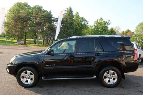 2004 Toyota 4Runner for sale at GEG Automotive in Gilbertsville PA