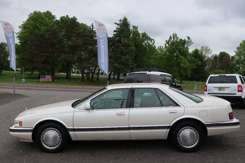 1993 Cadillac Seville for sale at GEG Automotive in Gilbertsville PA