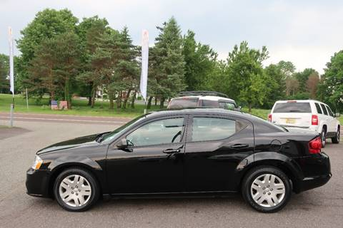 2014 Dodge Avenger for sale at GEG Automotive in Gilbertsville PA