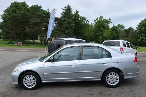 2005 Honda Civic for sale at GEG Automotive in Gilbertsville PA
