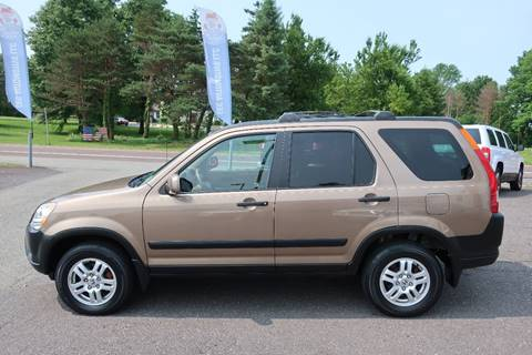 2002 Honda CR-V for sale at GEG Automotive in Gilbertsville PA