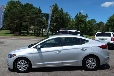 2017 Hyundai Elantra for sale at GEG Automotive in Gilbertsville PA