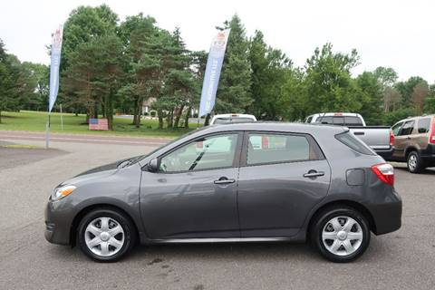 2009 Toyota Matrix for sale at GEG Automotive in Gilbertsville PA