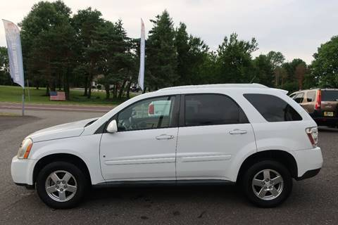 2008 Chevrolet Equinox for sale at GEG Automotive in Gilbertsville PA