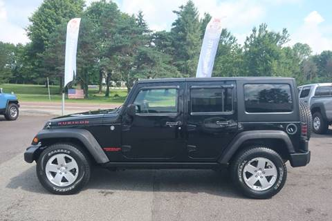 2008 Jeep Wrangler Unlimited for sale at GEG Automotive in Gilbertsville PA