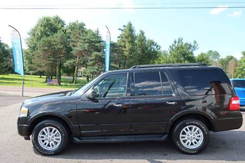 2012 Ford Expedition for sale at GEG Automotive in Gilbertsville PA