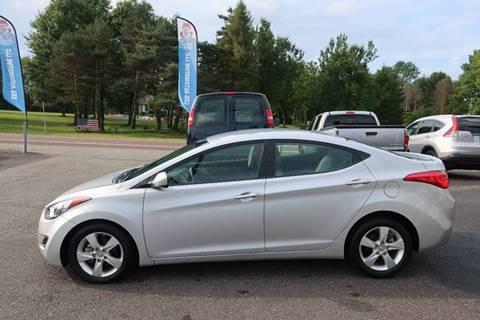 2013 Hyundai Elantra for sale at GEG Automotive in Gilbertsville PA