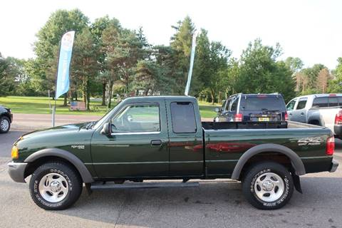 2001 Ford Ranger for sale at GEG Automotive in Gilbertsville PA
