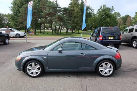 2006 Audi TT for sale at GEG Automotive in Gilbertsville PA