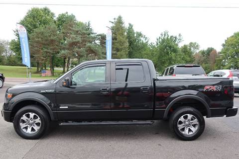 2013 Ford F-150 for sale at GEG Automotive in Gilbertsville PA