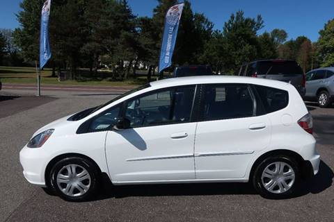 2010 Honda Fit for sale at GEG Automotive in Gilbertsville PA