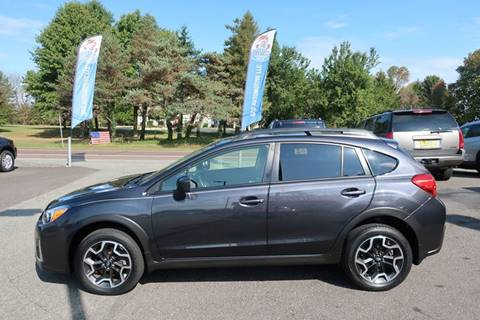 2016 Subaru Crosstrek for sale at GEG Automotive in Gilbertsville PA