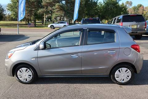 2017 Mitsubishi Mirage for sale at GEG Automotive in Gilbertsville PA