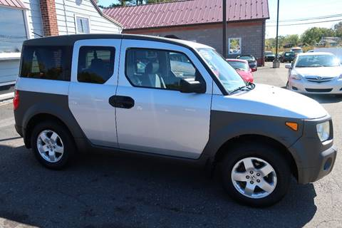 2003 Honda Element for sale at GEG Automotive in Gilbertsville PA