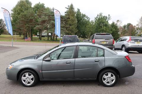 2007 Saturn Ion for sale at GEG Automotive in Gilbertsville PA