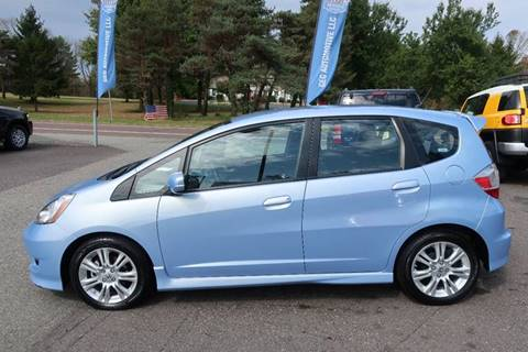 2009 Honda Fit for sale at GEG Automotive in Gilbertsville PA