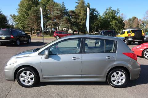 2007 Nissan Versa for sale at GEG Automotive in Gilbertsville PA