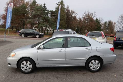 2005 Toyota Corolla for sale at GEG Automotive in Gilbertsville PA