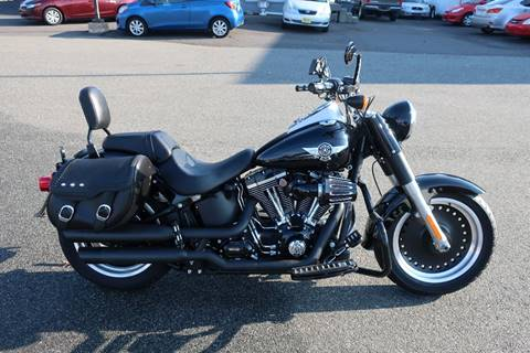 2012 Harley-Davidson FATBOY for sale at GEG Automotive in Gilbertsville PA