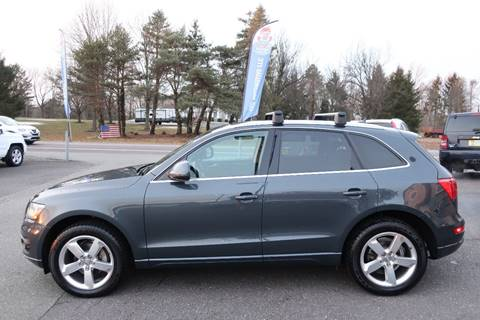 2009 Audi Q5 for sale at GEG Automotive in Gilbertsville PA
