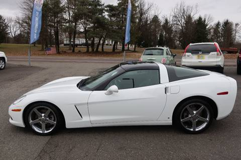 2007 Chevrolet Corvette for sale at GEG Automotive in Gilbertsville PA