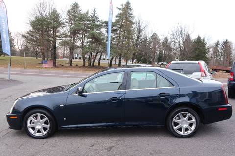 2006 Cadillac STS for sale at GEG Automotive in Gilbertsville PA
