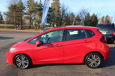 2015 Honda Fit for sale at GEG Automotive in Gilbertsville PA