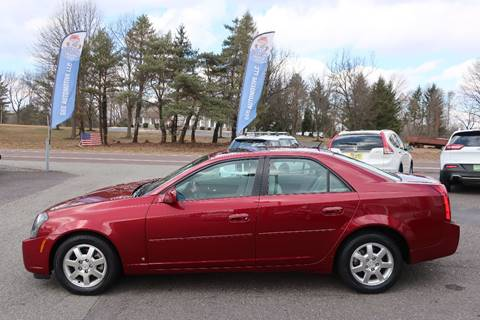 2006 Cadillac CTS for sale at GEG Automotive in Gilbertsville PA