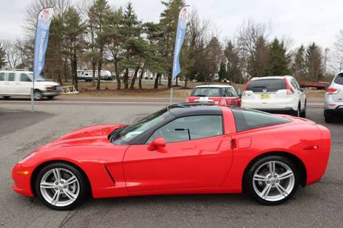 2010 Chevrolet Corvette for sale at GEG Automotive in Gilbertsville PA