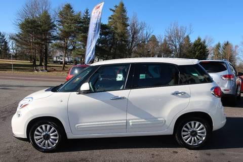 2014 FIAT 500L for sale at GEG Automotive in Gilbertsville PA