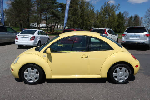 2003 Volkswagen New Beetle for sale at GEG Automotive in Gilbertsville PA