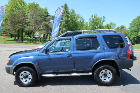 2000 Nissan Xterra for sale at GEG Automotive in Gilbertsville PA
