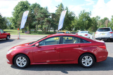 2014 Hyundai Sonata for sale at GEG Automotive in Gilbertsville PA