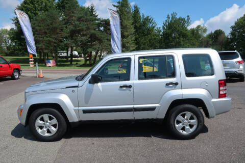 2011 Jeep Liberty for sale at GEG Automotive in Gilbertsville PA