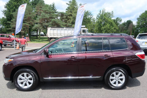 2012 Toyota Highlander for sale at GEG Automotive in Gilbertsville PA