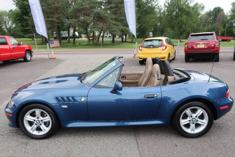 2000 BMW Z3 for sale at GEG Automotive in Gilbertsville PA